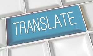 The General Consulate of Italy has only been accepting translations made by translators accredited with the General Consulate